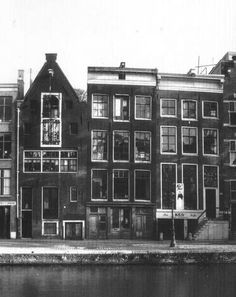 28f890680a712 The Anne Frank House in Amsterdam