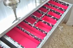 You'll have the hottest drawers on the block! Totally custom, in the colors you love and made to fit your drawers perfectly. Ev...