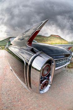 1960 Cadillac Eldorado - Photo by William Horton