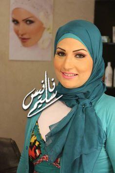 ربطات حجاب بسيطة تصلح للعمل و الجامعة