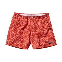"""If it's been done, it's been done in Baggies™. The Patagonia Women's Baggies™ Shorts (5"""") are the original funhog, all-dependable, up-for-anything shorts."""