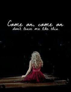 Haunted ~Taylor Swift