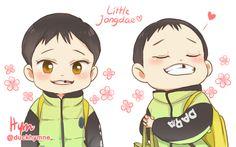 Little Jongdae ♥♥