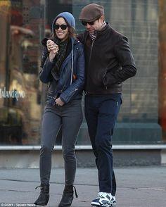 cute couple style, olivia & jason