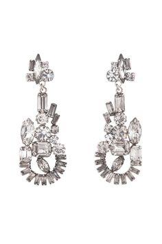 Tom Binns Abstract Crystal Chandelier Earrings (http://www.renttherunway.com/shop/designers/pierced_jewelry/abstractcrystalchandelierearrings)