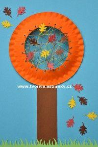 Podzimní strom - technika tkaní Games For Kids, Art For Kids, Crafts For Kids, Fall Halloween, Happy Halloween, Yarn Crafts, Paper Crafts, Fall Arts And Crafts, October Crafts