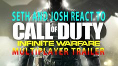Tasty Bit: Infinite Warfare MP Trailer Reaction