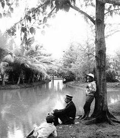 Kapiolani Park, 1920s