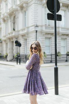 Little Purple Dress