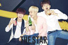 GOT7 Poses for The Star Magazine | Koogle TV