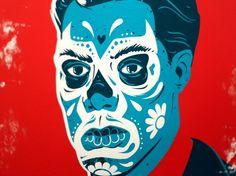 Mexican Wrestler / Matt Taylor