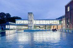 OMA - Office of Metropolitan Architecture, Iwan Baan · Milstein Hall