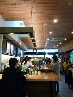 LEED certified concept Starbucks store in Ohori Park, Fukuoka, Japan