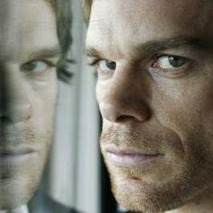 Dexter Morgan, (Michael C. Hall) - Scary sexy.