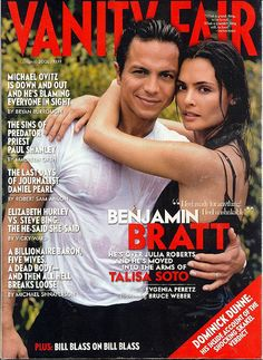 Benjamin Bratt & Talisa Soto by Bruce Weber - Vanity Fair magazine, August 2002 Anne Leibovitz, Talisa Soto, Benjamin Bratt, Vanity Fair Magazine, Just Good Friends, Vintage Black Glamour, Kim Kardashian And Kanye, Elizabeth Hurley, Journaling