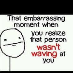 Oops, I've done that. lol