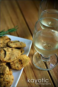 """Italian Cheese Cookie. You had me at """"Cheese Cookie""""."""