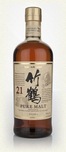 Nikka Taketsuru 21 Year Old $151.53