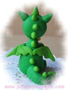 Cupcake Teddy    Cupcake Teddy & Friend     Denzil Dragon