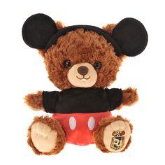 UniBEARsity stuffed dedicated costume Narikiri Mickey S