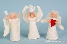 Een engel voor elk moment  ©Septemberspring.nl