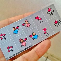 #Namoradinhos 👫💕😍🎨💅 Pints, Triangles, Nailart, Manicure, Coin Purse, Cards, Flower Nails, Nail Stickers, French Nails