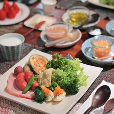 島根  他郷阿部家の朝食