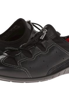 ECCO Bluma Toggle (Black/Black Feather/Textile) Women's Shoes - ECCO, Bluma Toggle, 230773-53859, Footwear Closed General, Closed Footwear, Closed Footwear, Footwear, Shoes, Gift, - Fashion Ideas To Inspire