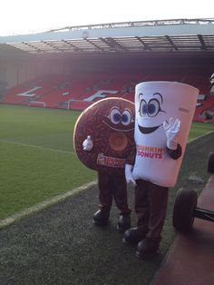 Cuppy and Sprinkles are getting a tour of Anfield Stadium! Dunkin Donuts, Sprinkles, Have Fun, Liverpool