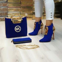 Mk Boots, Shoe Boots, Shoe Bag, Pretty Shoes, Beautiful Shoes, Fashion Sandals, Fashion Boots, Cute Sneakers, Fresh Shoes