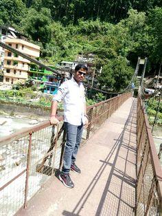 Sikkim tour and me.