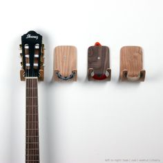 handcrafted guitar ad ukulele hooks