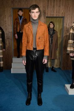 CMMN SWDN Fall/Winter 2016/17 - London Collections: MEN - Male Fashion Trends