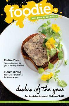 foodie magazine - dec. 2013