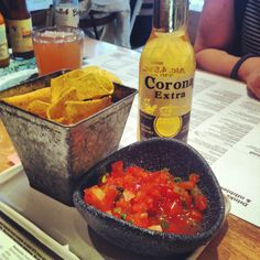 Soho Mexican Corona. Wahaca, Soho, London, Sept 2012.