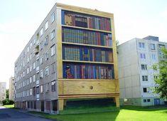 Egyedi falfestményekkel teszik színes várossá Kazincbarcikát   Sokszínű vidék