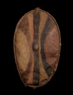 Massai shield, Kenya — 700 Euro Karlsson & Wickman