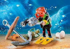 Plongeur - Ref: 4786 - Year: 2014