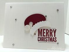 ARTfelt Impressions: CCMC Saturday Blog Hop: Red and White Christmas