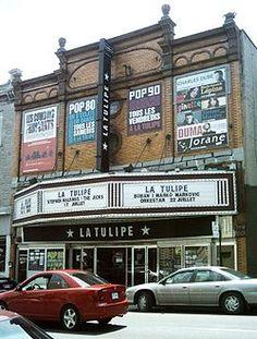 La Tulipe La Tulipe au 4530 rue Papineau à Montréal La Tulipe est une salle de spectacle située à Montréal dans le Plateau Mont-Royal sur l'Avenue Papineau.  L'édifice qui abrite La Tulipe a été construit en 1913. Le comédien Gilles Latulippe y a établi le Théâtre des Variétés en 1967. Le cabaret existera pendant une trentaine d'années.  C'est en son honneur que ce qu'on a appelé brièvement, au début des années 2000, le Cabaret du Plateau a été rebaptisé La Tulipe en 2004.  Le chanteur Dumas…