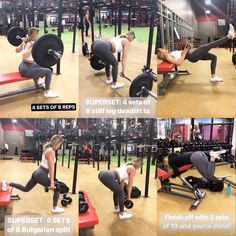 Glute Isolation Workout, Dumbbell Workout, Butt Workout, Workout Log, Weight Gain Journey, Fun Workouts, Glute Workouts, Get In Shape, Excercise