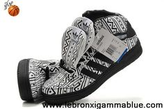 Wholesale Discount Adidas X Jeremy Scott 3 Tongue Shoes Zebra