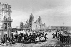 mexican war | Peace at Mexico City (Mexican War)