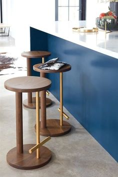Spot Counter Stool #KitchenDesign