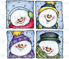 Latest Photos Snowman painting funny Strategies It is not easy to avoid adding any snowman painting venture into a skill curriculum. Christmas Rock, Christmas Snowman, All Things Christmas, Winter Christmas, Christmas Ornaments, Merry Christmas, Snowman Images, Snowmen Pictures, Christmas Drawing