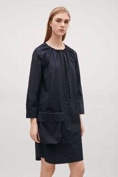 121d554ea3 Картинки по запросу drawstring neck shirt dress cos Cos Shirt