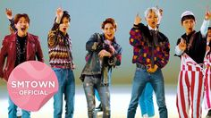 SHINee 샤이니_1 of 1_Music Video... Giving me 80's New Edition feels