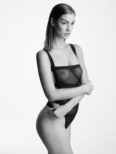 Brianna Gauthier by Donat Boulerice