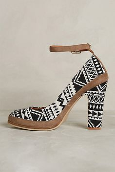 Viedma Heels. I see them with jeans and a cozy sweater.