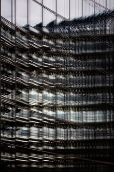 London Buildings Fractal Photography – Fubiz Media